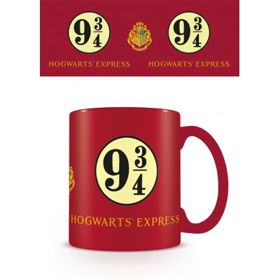 Mug - Platform 9 3/4 Hogwarts Express - Harry Potter