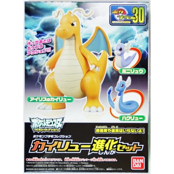 Pokemon - Maquette - Minidraco Evolution (30) - 4 cm