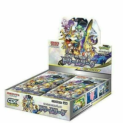 Pokemon - Expansion Card Dream League - Boîte de 30