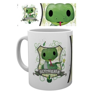 "Mug - ""Serpentard"" - Peint - Harry Potter"