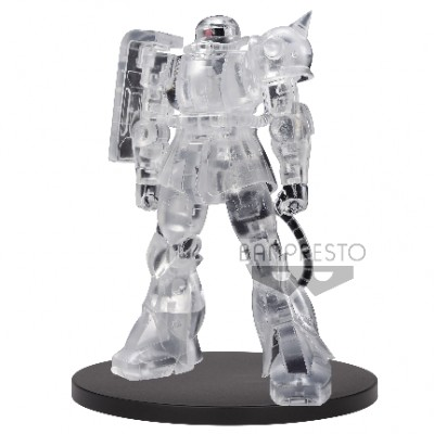 Mobile Suit Gundam Internal Structure MS-06F ZAKU II (transparent) - Gundam - 14cm