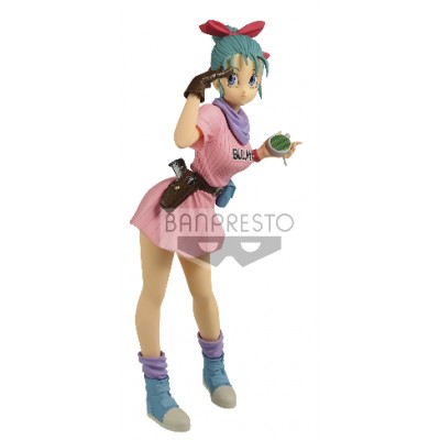 Bulma (Robe rose) - Dragon Ball - Glitter & Glamours III