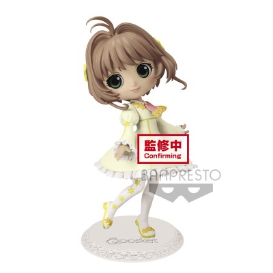 Sakura Kinomoto Costume de Combat (Normale vers.) - Card Captor Sakura - Q Posket