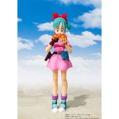 "S.H. Figuarts - Bulma ""Adventure Begins"" - Dragon Ball - 13.5cm"