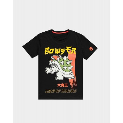 T-shirt - Nintendo - Bowser / King Koopa