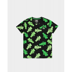T-shirt - Nintendo - Super Mario - Yoshi AOP