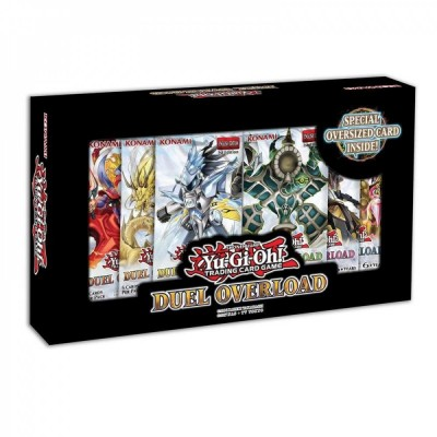 JCC - Coffret Duel Surcharge - Yu-Gi-Oh!