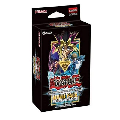 JCC - Secret Edition Movie Pack sous blister - Yu-Gi-Oh! (FR) (10 Packs)