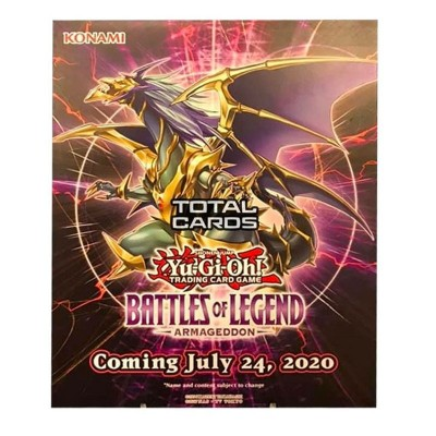"JCC - Booster ""Battles of Legend - Armaggedon"" - Yu-Gi-Oh! (EN) (24 boosters)"