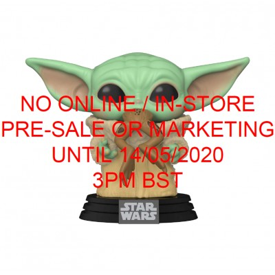 Star Wars - POP - The Child with Frog (379)
