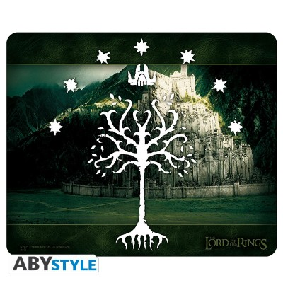 Tapis de Souris - Minas Tirith - Lord of the Rings