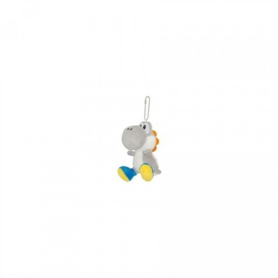 Yoshi Peluche porte-clef blanc - S - 2012 - 4905330811196