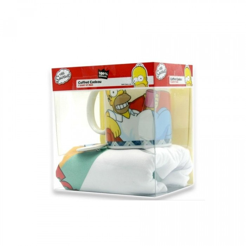 The Simpsons - Mug cup - L - L