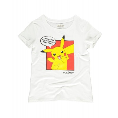 T-shirt - Pokemon - Pikachu