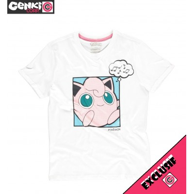 T-shirt - Pokemon - Rondoudou
