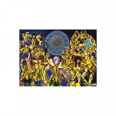 Poster - Saint Seiya - Chevaliers d'Or (98x68)