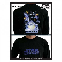 Pull Rule The Galaxy - Star Wars - Japan Style - XL