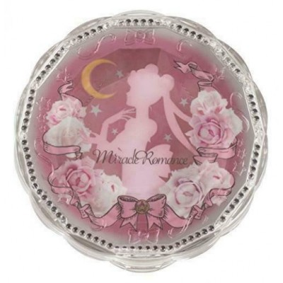 Blush Rose - Sailor Moon - Miracle Romance Clear Compact - 8.5 g