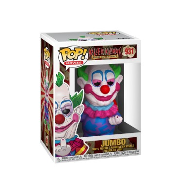 Jumbo - Killer Klowns from Outer Space  (931) - POP Movies