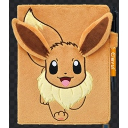 Carnet de Notes - Évoli Fluffy - Pokemon