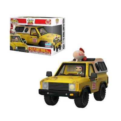 Pizza Planet Truck w/ Buzz l'éclair - Toy Story (52) - Pop Disney