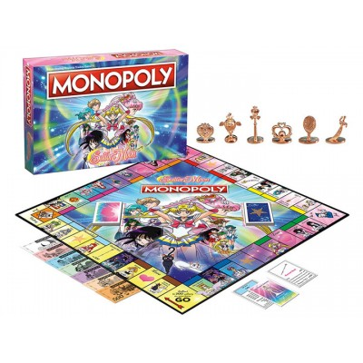 Monopoly - Sailor Moon (FR)