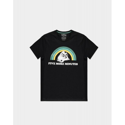 T-shirt - Five More Minutes - Pokemon - Pikachu