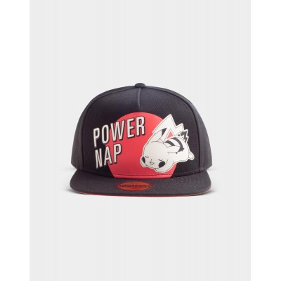 Casquette - Power of Nap - Pokemon - Pikachu