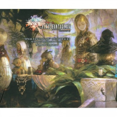 Final Fantasy XIV - CD - Field Tracks