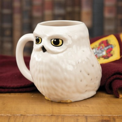 Mug 3D - Harry Potter - Hedwig
