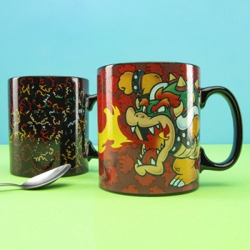 Mug Thermo-réactif - Nintendo - Bowser
