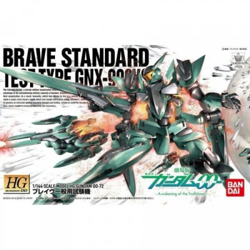 Brave Standard Test Type - Gundam 1/144 Scale