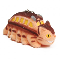 Tonari no Totoro - Chat Bus - Porte Clefs