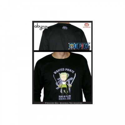 T-shirt manches longues - Roronoa Zoro SD - One Piece - M