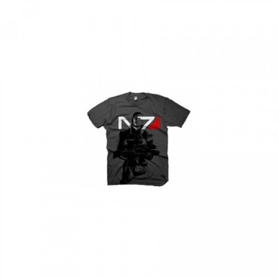 T-shirt Blizzard - Mass Effect 2 - X-Ray Shepard - L