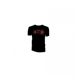 T-shirt - Nintendo - Manette Super Nes - XXL
