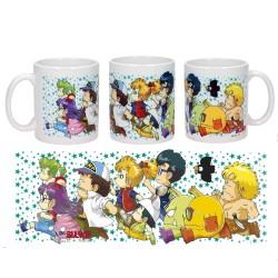 T-shirt Blizzard - Mass Effect 2 - Special Force Grey - M