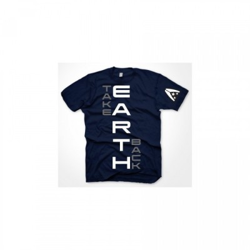 T-shirt Blizzard - Mass Effect 2 - Take Earth Back - L