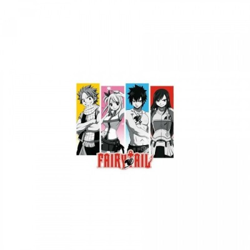 T-shirt Neko - Team - Fairy Tail - L