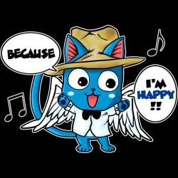 T-shirt Neko - Kon - Bleach - M