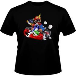 T-shirt Neko - Happy - Fairy Tail - M