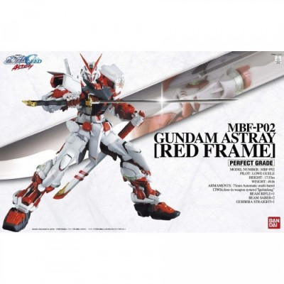 Perfect Grade - Gundam - Astray Red Frame - 1/60
