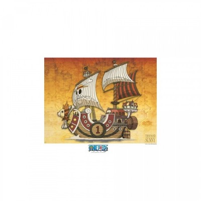 Poster - One Piece - Thousand Sunny (50 x 40)