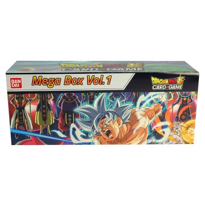 JCC - Mega Box vol.1 - Dragon Ball Super (FR)