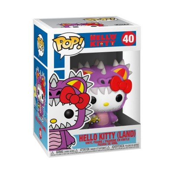 Hello Kitty Land Kaiju - Hello Kitty / Kaiju (40) - POP Sanrio