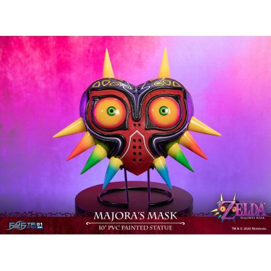 Majora's Mask - PVC F4F - Zelda Majora's Mask - Standard Edition
