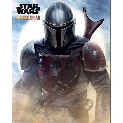 Mini Poster - Sand - Star Wars: The Mandalorian