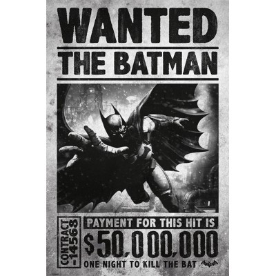 Maxi Poster - Wanted - Batman
