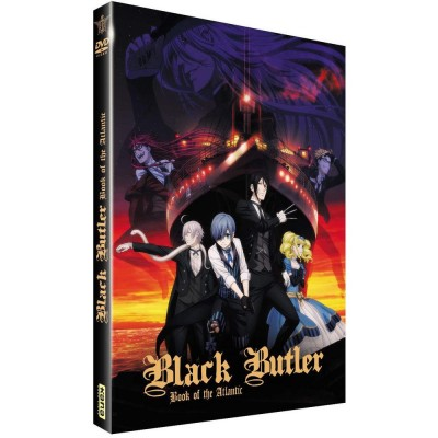 Black Butler - The Book of Atlantic - Edition DVD - VOSTFR + VF