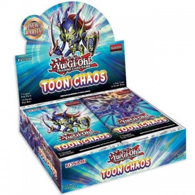 "JCC - Booster ""Chaos Toon"" - Yu-Gi-Oh! (DE) (24 boosters)"